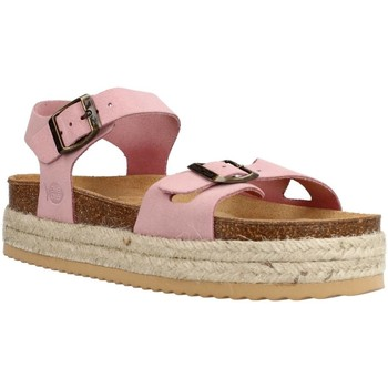 Schuhe Mädchen Sandalen / Sandaletten Bio Bio 71119ZANIA Rosa