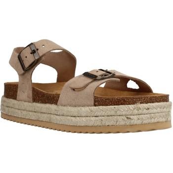 Schuhe Mädchen Sandalen / Sandaletten Bio Bio 71119ZANIA Brown