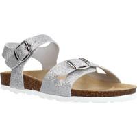 Schuhe Mädchen Sandalen / Sandaletten Bio Bio 71119ZULIGLIT Silber