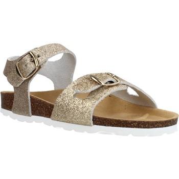 Schuhe Mädchen Sandalen / Sandaletten Bio Bio 71119ZULIGLIT Gold