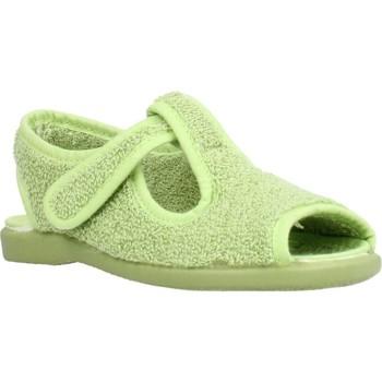 Schuhe Jungen Hausschuhe Vulladi 3105 052 Grün