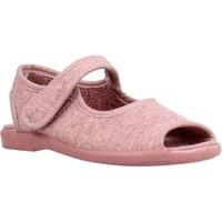 Schuhe Mädchen Hausschuhe Vulladi 3106 692 Rosa