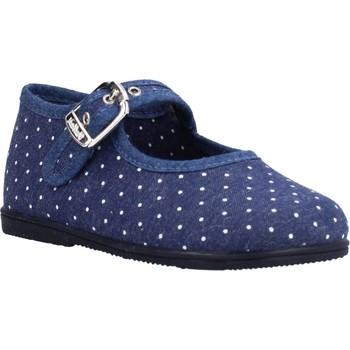 Schuhe Mädchen Derby-Schuhe & Richelieu Vulladi 729 590 Blau