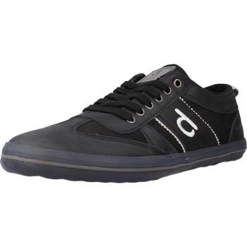 Schuhe Herren Sneaker Low Duuo PERE 01 Schwarz