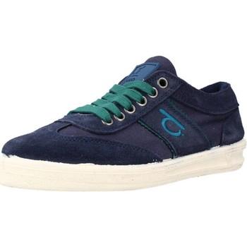 Schuhe Herren Sneaker Low Duuo NEW PERE 03 Blau