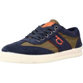 Schuhe Damen Sneaker Low Duuo NEW PERE 07 Blau