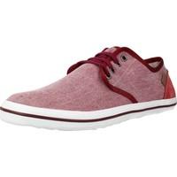 Schuhe Damen Sneaker Low Duuo GONZALO 13 Rot