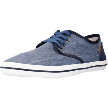 Schuhe Herren Sneaker Low Duuo GONZALO 12 Blau