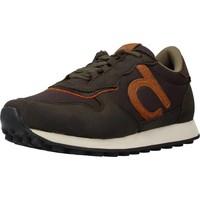 Schuhe Herren Sneaker Low Duuo CALMA 138 Grün