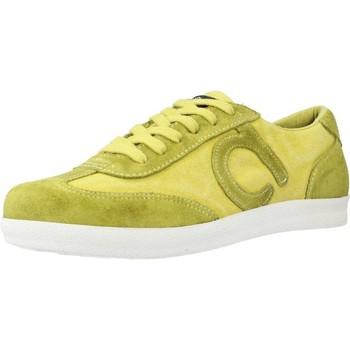 Schuhe Damen Sneaker Low Duuo M0OD 025 Gelb
