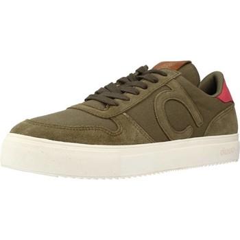 Schuhe Herren Sneaker Low Duuo RADIO 007 Grün