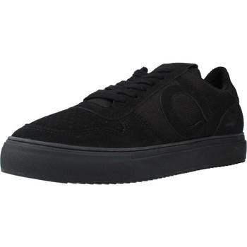 Schuhe Herren Sneaker Low Duuo RADIO 040 Schwarz