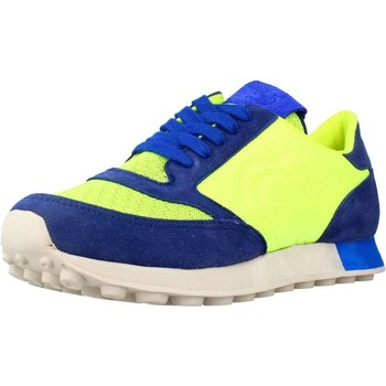 Schuhe Herren Sneaker Low Duuo SOUND 005 Gelb