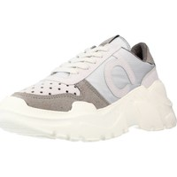 Schuhe Herren Sneaker Low Duuo TALK 012 Weiß