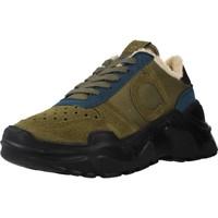 Schuhe Damen Sneaker Low Duuo TALK 016 Grün