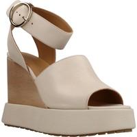 Schuhe Damen Sandalen / Sandaletten PALOMA BARCELÓ CAMACUA Beige