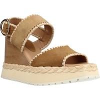Schuhe Damen Sandalen / Sandaletten PALOMA BARCELÓ VAUDES Brown
