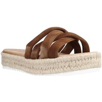 Schuhe Damen Sandalen / Sandaletten Porronet 2765P Brown
