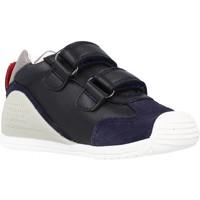 Schuhe Jungen Boots Biomecanics 211127 Blau