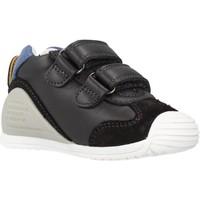 Schuhe Jungen Boots Biomecanics 211127 Schwarz