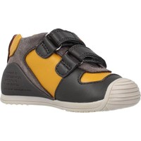 Schuhe Jungen Boots Biomecanics 211132 Orange