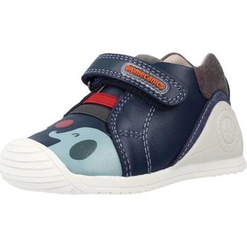 Schuhe Jungen Sneaker High Biomecanics 211147 Blau