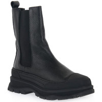 Schuhe Herren Boots At Go GO DOLLARO NERO Nero