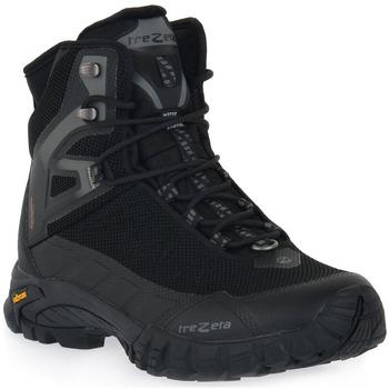 Schuhe Herren Wanderschuhe Trezeta SHAN WP BLACK Nero
