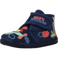 Schuhe Jungen Hausschuhe Vulladi 3115 140 Blau