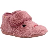 Schuhe Mädchen Hausschuhe Vulladi 3268 326 Rosa