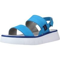 Schuhe Damen Sandalen / Sandaletten Fly London CURA318FLY Blau