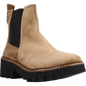 Schuhe Damen Low Boots Argenta 7047D Brown