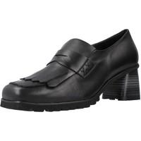 Schuhe Damen Slipper Argenta 112272 Schwarz