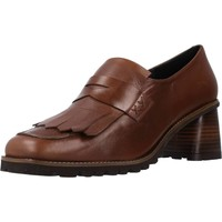 Schuhe Damen Slipper Argenta 7141 2 Brown