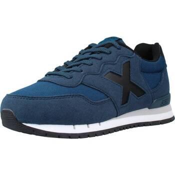 Schuhe Jungen Sneaker Low Munich DASH KID 104 Blau
