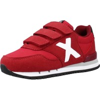 Schuhe Jungen Sneaker Low Munich DASH KID VCO 106 Rot
