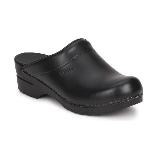 Sanita SONJA Pantoletten OPEN Schwarz  Schuhe Pantoletten SONJA / Clogs  53,99 ae0e93
