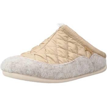 Schuhe Damen Hausschuhe Toni Pons MEL UM Beige