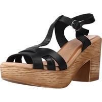 Schuhe Damen Sandalen / Sandaletten Chardi 4012CH Schwarz