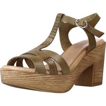 Schuhe Damen Sandalen / Sandaletten Chardi 4012CH Grün