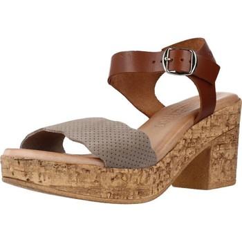 Schuhe Damen Sandalen / Sandaletten Chardi 4021CH Brown