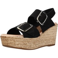 Schuhe Damen Sandalen / Sandaletten Chardi 4040CH Schwarz