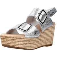 Schuhe Damen Sandalen / Sandaletten Chardi 4040CH Silber