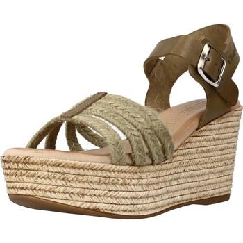 Schuhe Damen Sandalen / Sandaletten Chardi 4041CH Grün