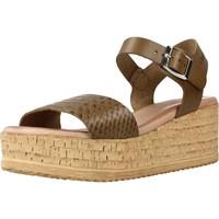 Schuhe Damen Sandalen / Sandaletten Chardi 4060CH Grün