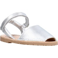 Schuhe Mädchen Sandalen / Sandaletten Ria 20090R Silber