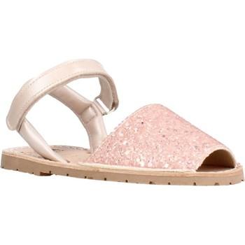 Schuhe Mädchen Sandalen / Sandaletten Ria 20090 21224 Rosa