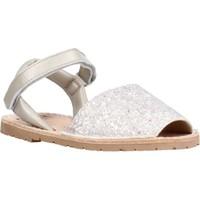Schuhe Mädchen Sandalen / Sandaletten Ria 20090 21224 Beige