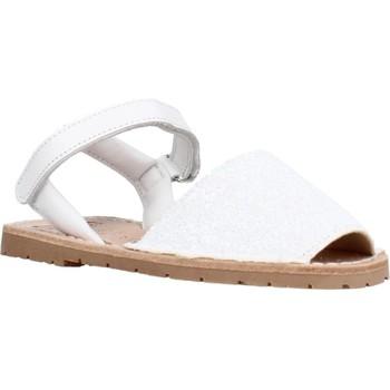 Schuhe Mädchen Sandalen / Sandaletten Ria 20090 21224 Weiß