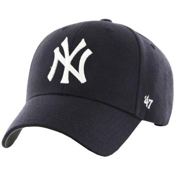 Accessoires Herren Schirmmütze 47 Brand MLB New York Yankees Cap Blau